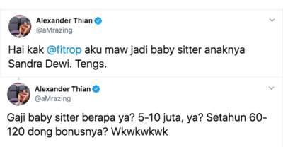 Sandra Dewi Ditinggal ART Gara-gara THR dan Bonus Kebanyakan, Berapa Sih Nominalnya?
