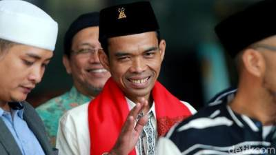 Ustadz Abdul Somad Gugat Cerai Istri, Seperti Apa Sosok Mellya Juniarti?