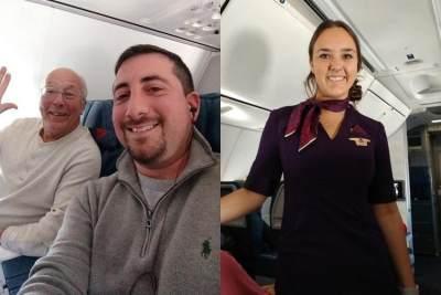 Ayah Ini Pesan 6 Tiket Penerbangan Demi Habiskan Natal Bersama Anaknya yang Seorang Pramugari