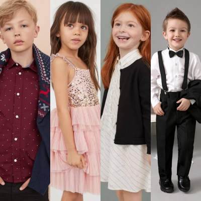 Tampil Kece dan Berkesan, Ini 5 Inspirasi Baju Natal Untuk Anak