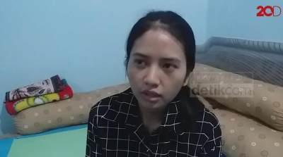 Kesulitan Bertemu Anak Istri