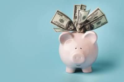 5. Masukkan 'uang sisa' dan bonus dalam tabungan