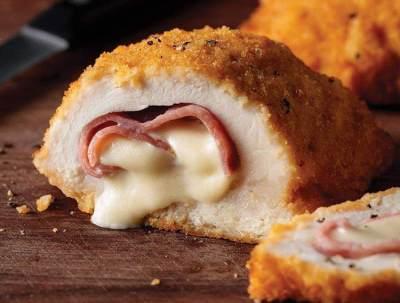 Lumer di Mulut, Cobain Resep Chicken Cordon Bleu Untuk Si Kecil Yuk, Moms!