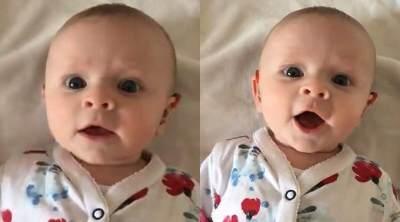 Mengharukan, Ini Momen Pertama Bayi Gunakan Alat Bantu Dengar Setelah Divonis Tuli