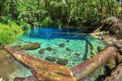 5. Danau Kaco
