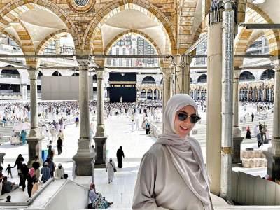 Ungkapan Bahagia Paula Verhoeven Saat Janinnya Bereaksi Didengarkan Al-Quran