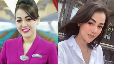 Sosok Putri Novitasari Ramli, Pramugari Viral yang Disebut Wanita Simpanan Ari Askhara