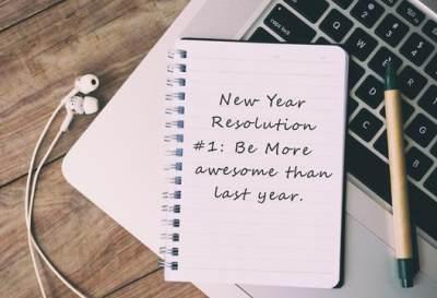 Duh, Ternyata Ini 5 Penyebab Resolusi Tahun Baru Selalu Gagal!