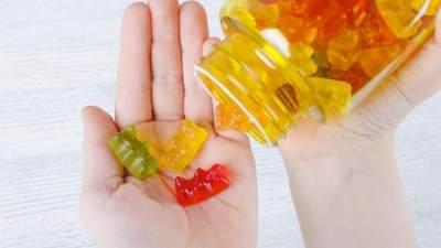 Kandungan gummy