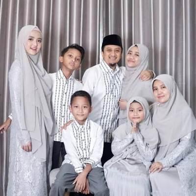 Ini Cara Bijak Istri Yusuf Mansur Ajari Anak Tanggapi Komentar 'Nyinyir' Netizen