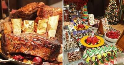 Menu Makanan Mewah ala Hotel di Hari Natal, Tertarik Mencoba?