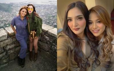 Posting Transformasi Penampilan Aurel, Ashanty Ingatkan Selalu Bersyukur