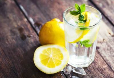Pilih Lemon yang Masih Segar