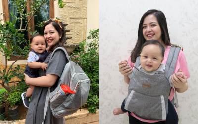 10 Potret Tasya Kamila dan Arrasya, Ibu & Anak yang Seperti Kakak Adik