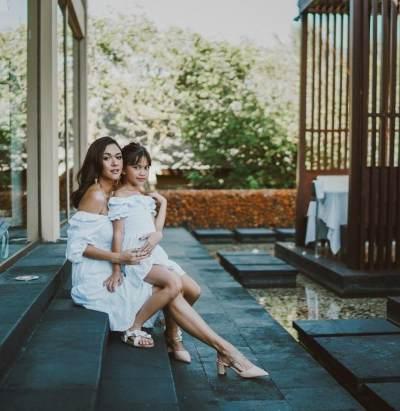 Bukan Sombong, Ini Alasan Nana Mirdad Murka Saat Bibir Anaknya Dicium Orang Asing