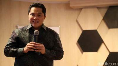 Erick Thohir Cari Pramugari Pengungkap Foto Oplas Wanita Diduga Simpanan Eks Bos Garuda