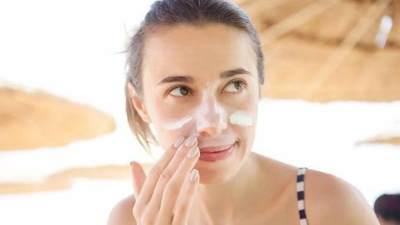 Tidak Menggunakan Sunscreen