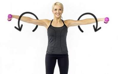 Hempaskan Lemak di Bawah Ketiak dengan 5 Gerakan Olahraga Sederhana Ini