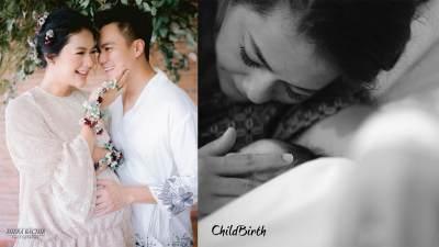 Paula Verhoeven Melahirkan, 'Baby Tiger Wong' Disambut Tangis Haru Baim Wong dan Keluarga