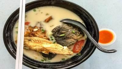 Aneka Resep Kepala Ikan Salmon