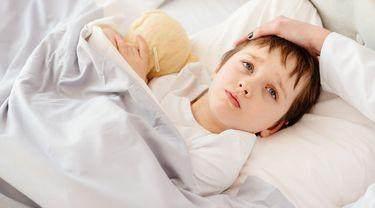 Kenali Sejak Awal, Ini 7 Sinyal yang Menandakan Anak Sakit