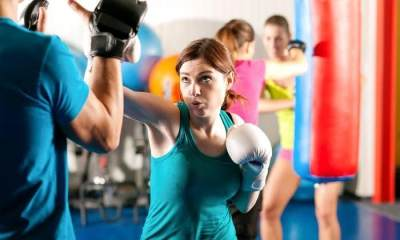 2. Fitness Boxing