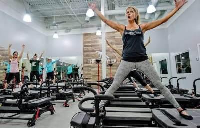 3. Megaformer Pilates