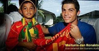 Momen Lamaran Anak Angkat Ronaldo, Wajah Cantik Tunangannya Curi Perhatian