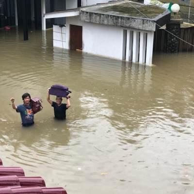6 Rumah Artis Kebanjiran di Awal Tahun Baru 2020, Siapa Saja?