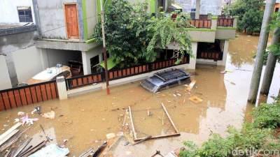 Rumah Kebanjiran, PNS Bisa Cuti Hingga Satu Bulan!