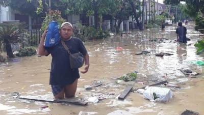 Fakta di Balik PNS Korban Banjir Bisa Cuti Sebulan