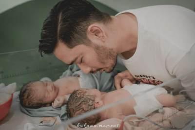 Lahirkan Bayi Kembar, Arti Nama Anak Syahnaz dan Jeje Banjir Pujian