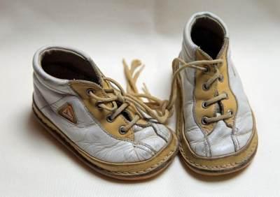 Jahitan Pada Sepatu Telah Terlepas