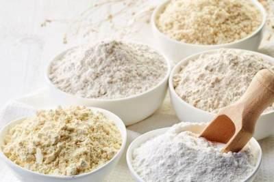 Taburkan Tepung Maizena dan Tepung Beras