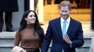 Alasan Pangeran Harry dan Meghan Markle Mundur dari Kerajaan Inggris