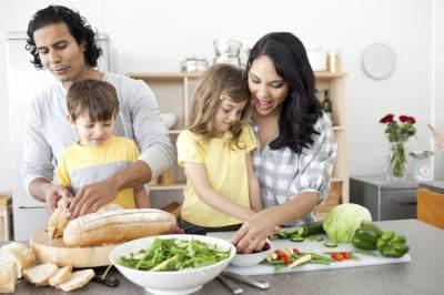 Menyiapkan Makanan Sendiri
