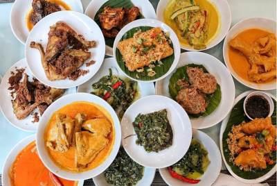Tetap Sehat Walau Hobi Makan, Ini Tips Konsumsi Nasi Padang Minim Risiko