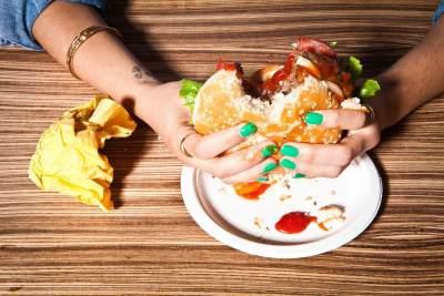 Mengurangi Konsumsi Makanan Berlemak