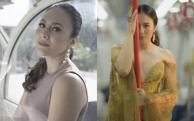 5 Potret Seksi Wulan Guritno, Tetap Kece Walau Di-bully Netizen!