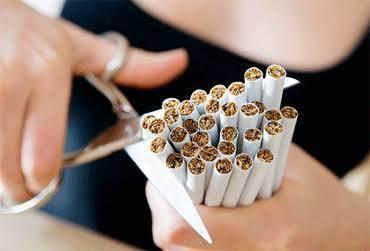 2. Hindari Merokok dan Paparan Radikal Bebas