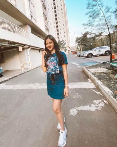 9 Potret Manis Iga Azwika, Pemeran Wulan di Sinetron Tukang Ojek Pengkolan