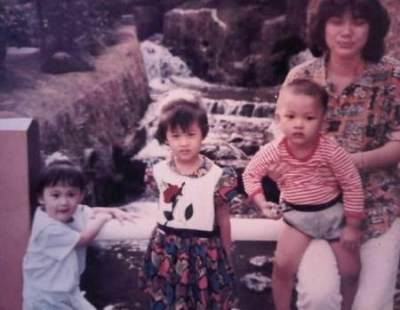 Cantik Sejak Lahir, Ini 8 Foto Kecil Sandra Dewi yang Menggemaskan