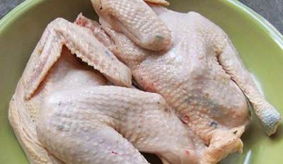 Pilih Ayam yang Lebih Muda