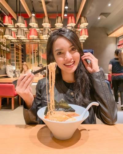 4 Tips Diet Ala Sisi Asih Pramugari Garuda, Rahasia Tetap Kurus Meski Banyak Makan