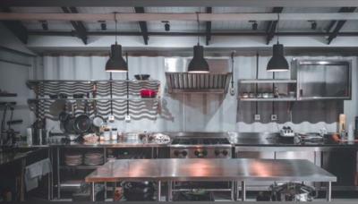 4. Peralatan masak yang lengkap