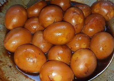 Khas Yogyakarta, Ini Resep dan Tips Membuat Telur Pindang Anti Gagal