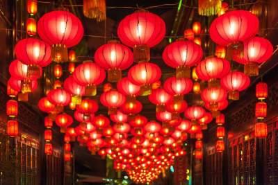 Identik dengan Warna Merah, Ini 5 Fakta Menarik Seputar Tahun Baru Imlek