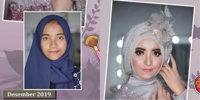 5 Fakta Lovely Natasha, MUA Cilik yang Viral Karena Bakat Makeup Dewanya
