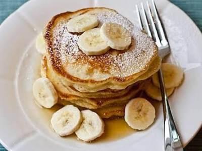 Resep Pancake Pisang Teflon Enak dan Sederhana