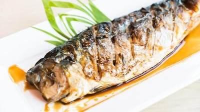 5. Ikan tanpa ekor dan kepala